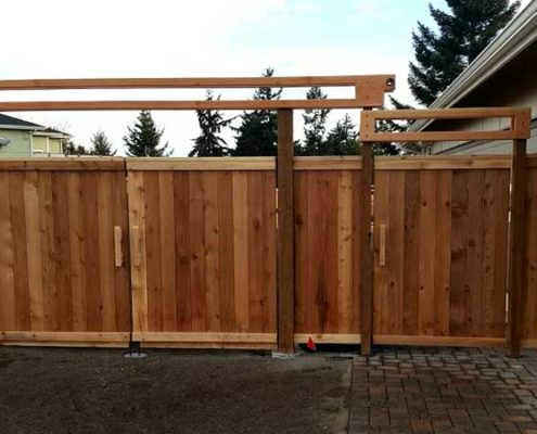 Sequim ONA Landscaping