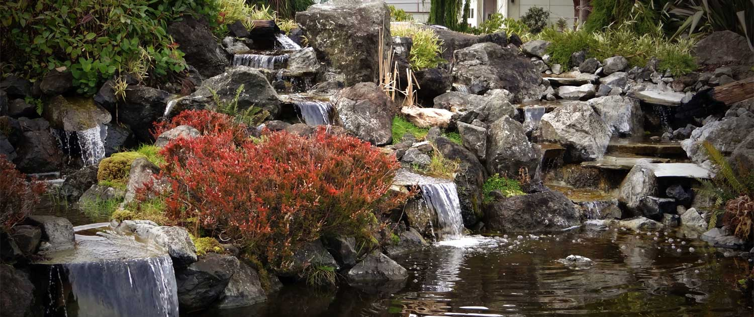 Water Feature, Sequim
