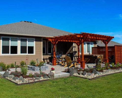 Style Landscaping-Outdoor Living Spaces 8