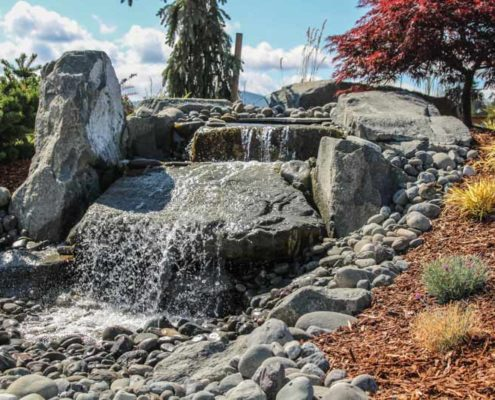 Style Landscaping-riverbeds 2